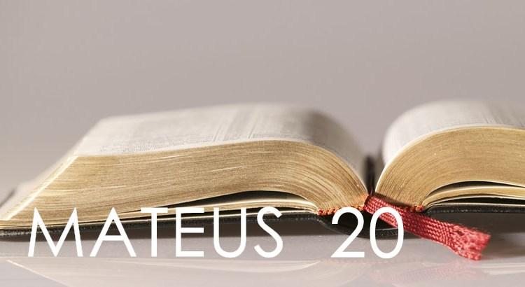 MATEUS 20