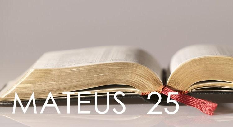 MATEUS 25
