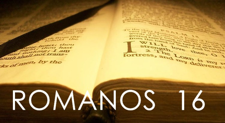 ROMANOS 16