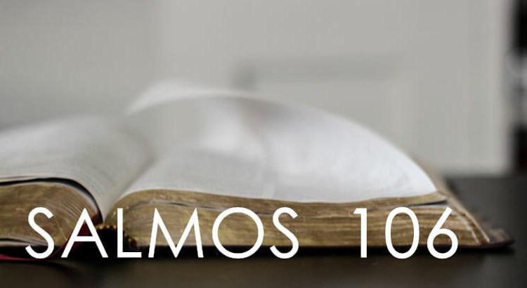 SALMOS 106