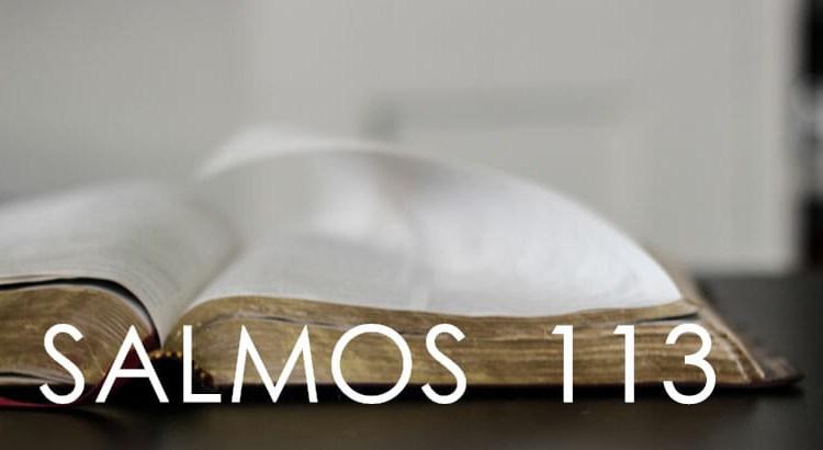 SALMOS 113