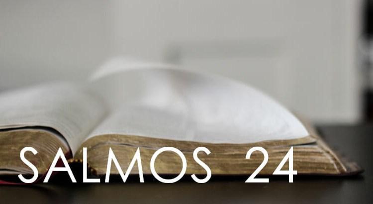 SALMOS 24