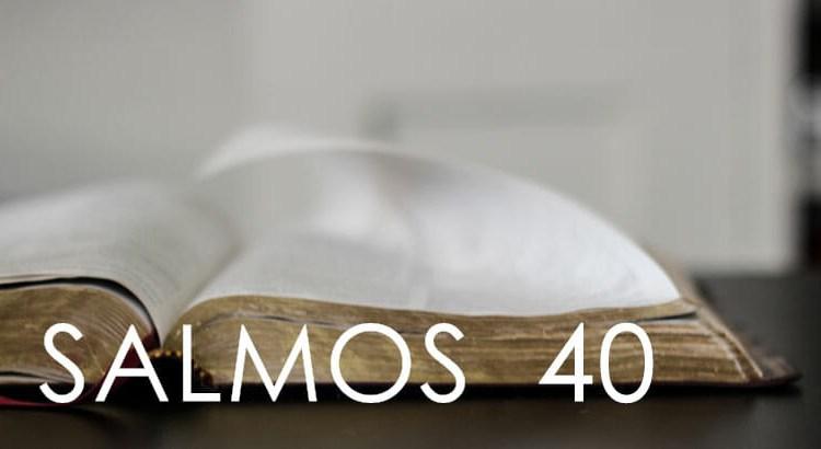 SALMOS 40