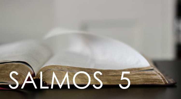 SALMOS 5