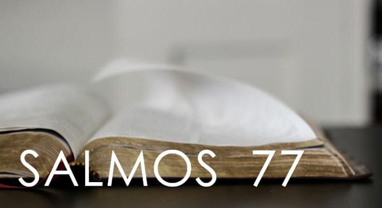 SALMOS 77