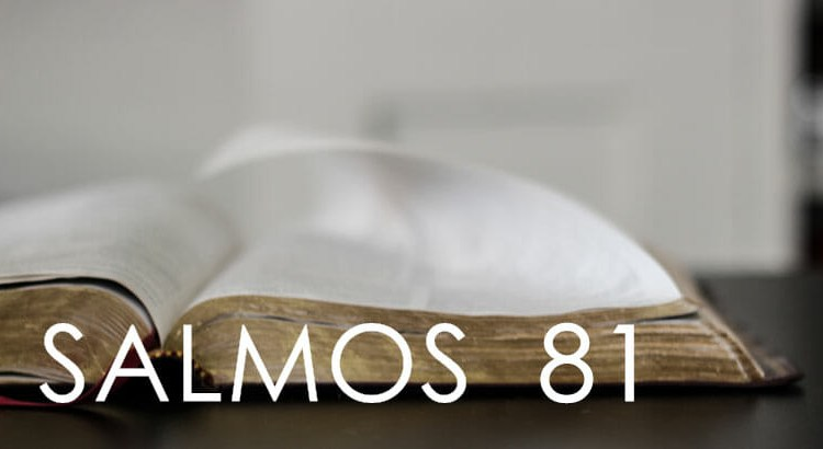 SALMOS 81