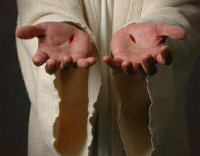 novena das mãos ensanguentadas de Jesus