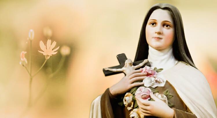 Oração de santa Terezinha