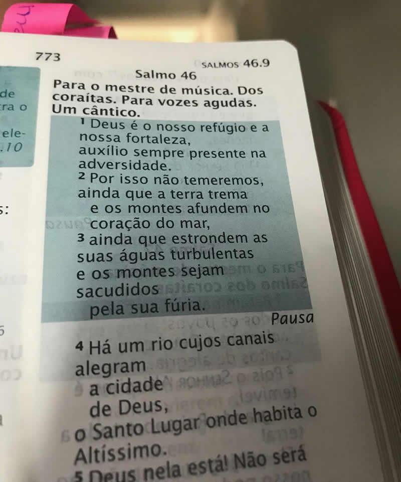 Salmos da Bíblia