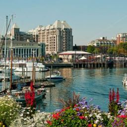 While Visiting Victoria