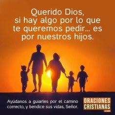Oración de padres por sus hijos