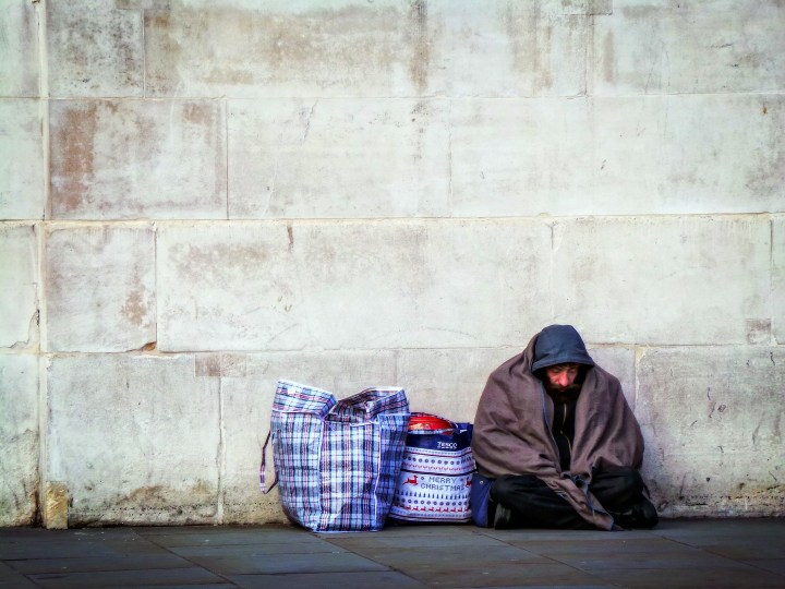 Señor, me ha conmovido ver siervos tuyos ayudar a los más necesitados
