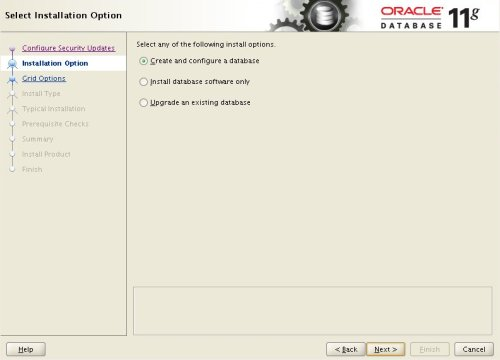 Cài đặt Oracle Database 11g Release 2 (11.2) (64-bit) trên Oracle Linux 6 (64-bit) (2/6)