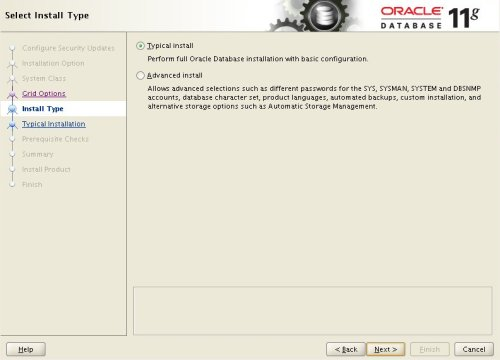 Cài đặt Oracle Database 11g Release 2 (11.2) (64-bit) trên Oracle Linux 6 (64-bit) (5/6)