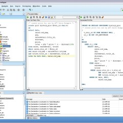 Pl Sql Developer Diagram Window Marine Dual Battery System Wiring What Is