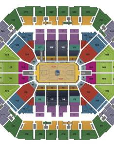 View large map download oakland raiders seating chart also charts oracle arena and alameda county coliseum rh oraclearena
