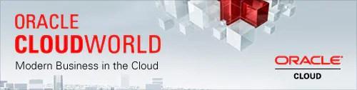 Oracle CloudWorld 2013 - São Paulo