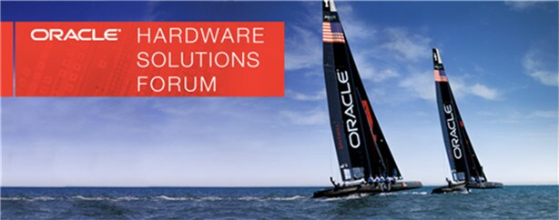 Oracle Hardware Solutions Forum