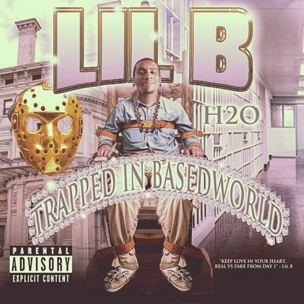 Another Release from Lil B's BasedSphere: 'TRAPPED IN BASEDWORLD' Review
