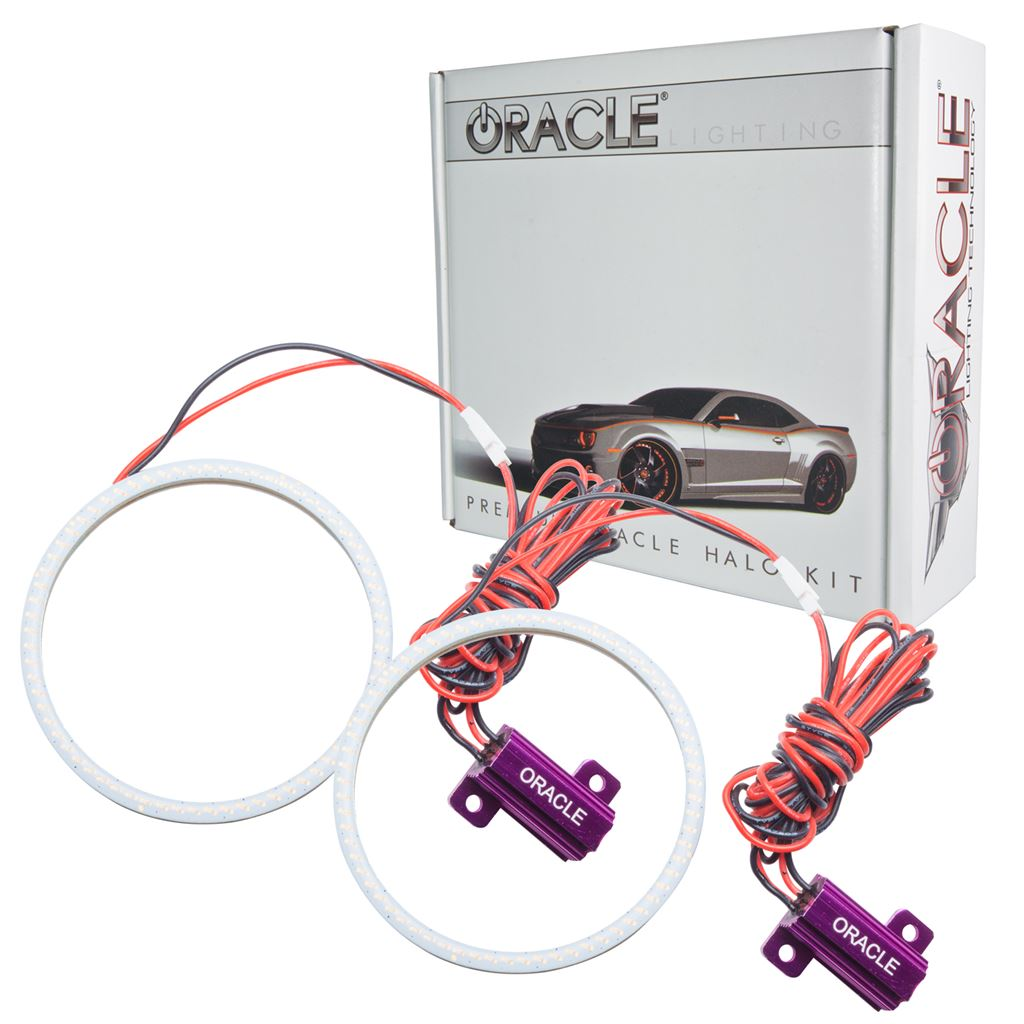 1103 001 Chevrolet Camaro 2010 2013 Oracle Led Fog Halo