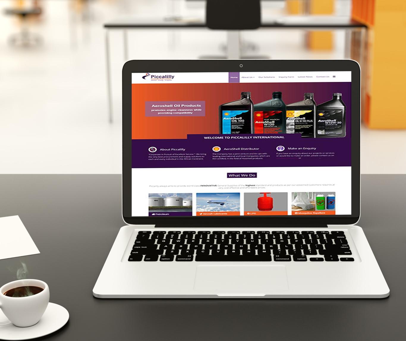 Web Design in Kenya  Website Design Company  Web Experts  Oracom Kenya