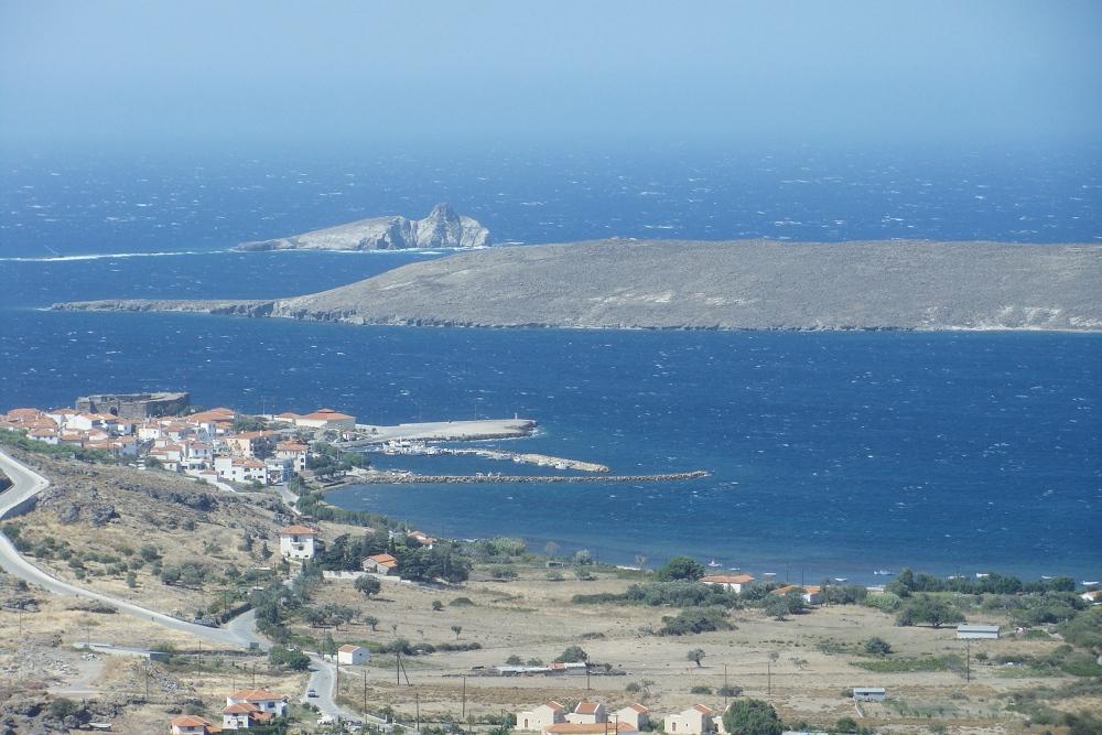Sigri Lesvos Island