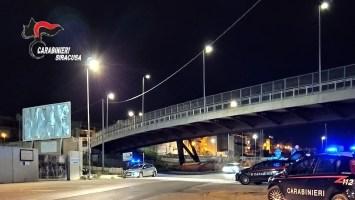 Compagnia Carabinieri Noto controlli zona Sud Codice Strada