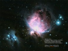 M42 M43 獵戶座大星雲