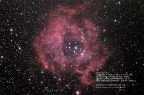 NGC2237 玫瑰星雲