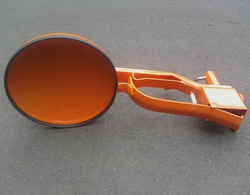 Hrv Series Wheel Immobilizer