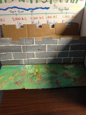 Halligan Paul  Grades 57 SS  2013 Sixth Grade Projects