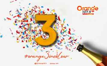 Orange FM celebrates its 3rd Anniversary