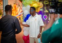 West Hills mall, the second biggest mall in West Africa and biggest mall in Ghana has launched a new gaming center in its shopping center.