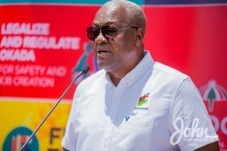 Lord Commey influenced by arrogance of power – Mahama