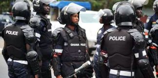 Suame divisional comand on a manhunt for one Emmanuel Owusu for the alleged murder of Ebenezer Asare
