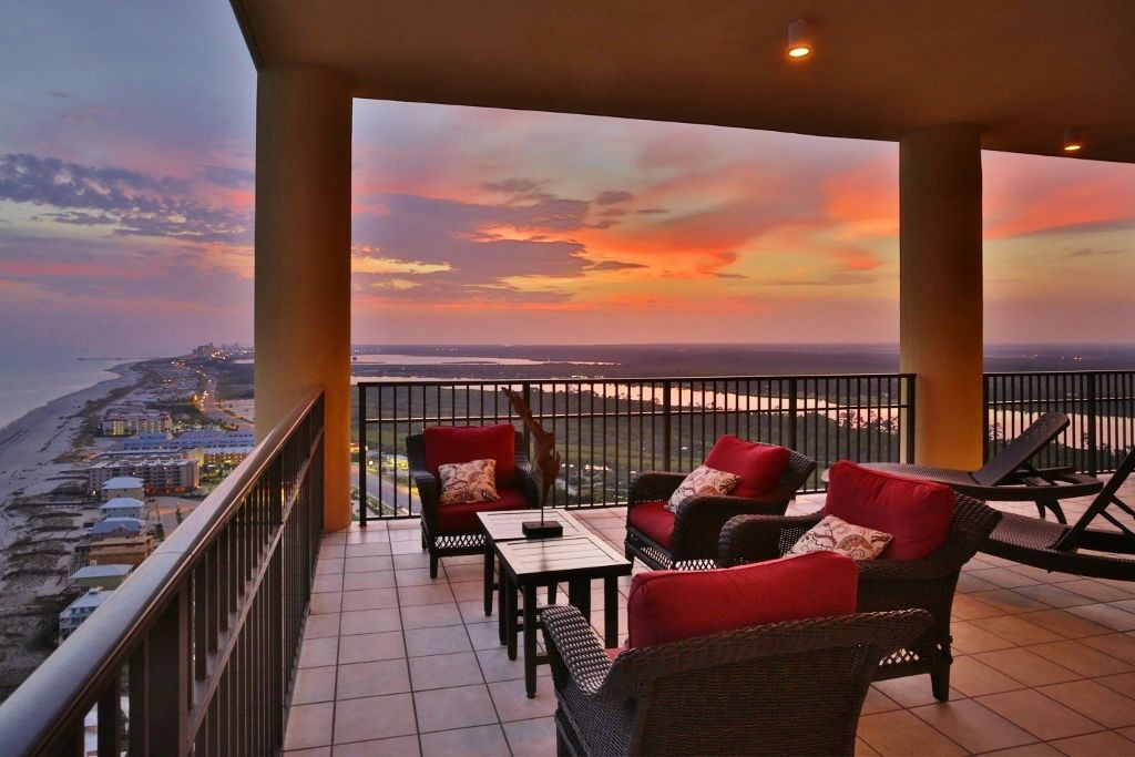 Phoenix West II  Orange Beach Luxury Condo Rentals