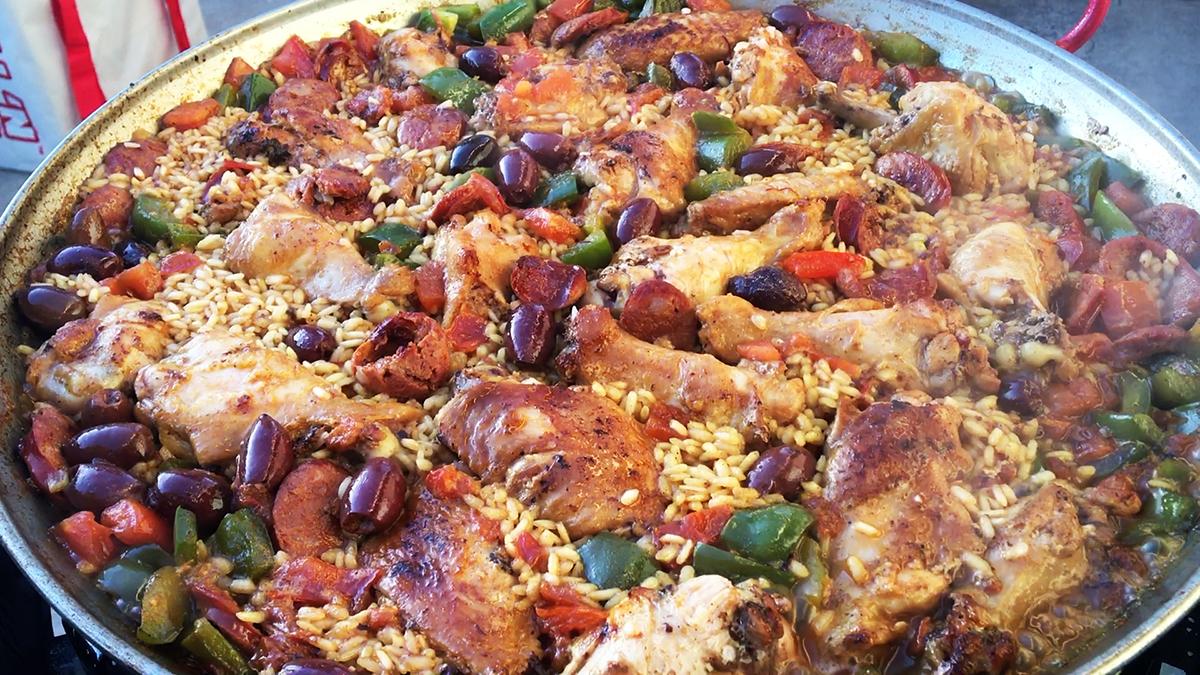 Bbc Good Food Easy Paella