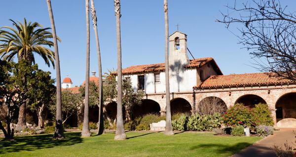 San Juan Capastrano California