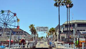 The Fun Zone Balboa Peninsula