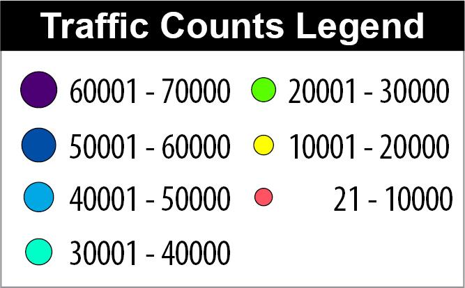 Orange County Traffic Counts