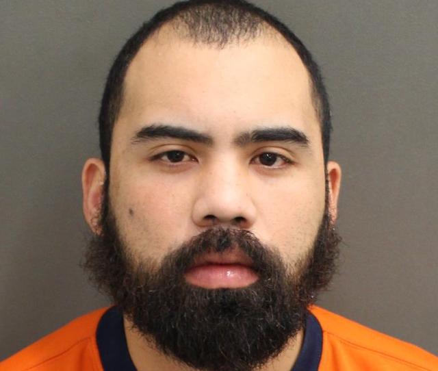 Dominic Santos Mugshot County Arrests Orange County Arrests