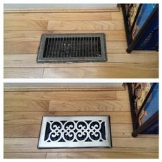 heating vents