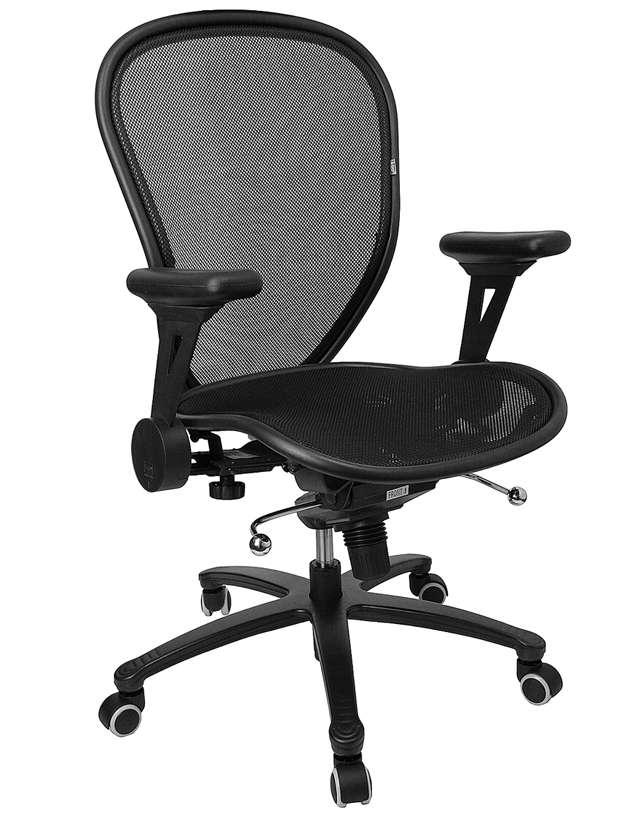 office chair steel base with wheels the time out high back mesh indianapolis in orangedove net black finished frame elastic seat and 2 1 tilt control pneumatic dual wheel casters