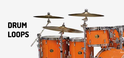 Drum loops | Orange Free Sounds