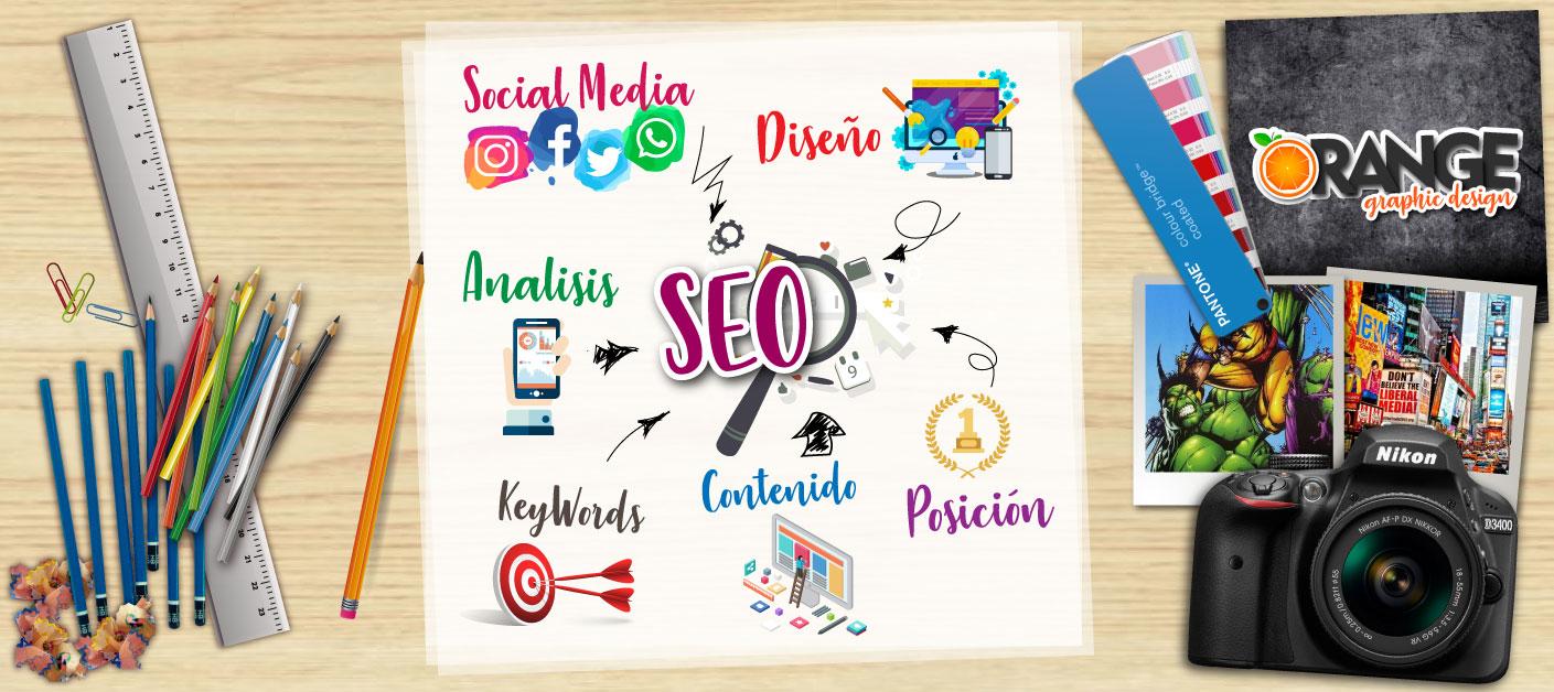 Posicionamiento Web - orange publicidad - agencia de publicidad