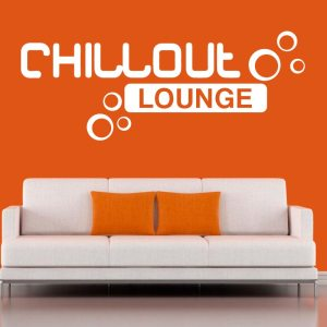 Vinilo decorativo - chillout lounge