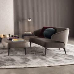 Leather Armchair Covers Buy Folding Chairs Minotti Aston Sofa Orange Skin