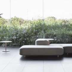 Sofa Chaises Old Door Table Common Bench | Designed By Naoto Fukasawa, Viccarbe ...
