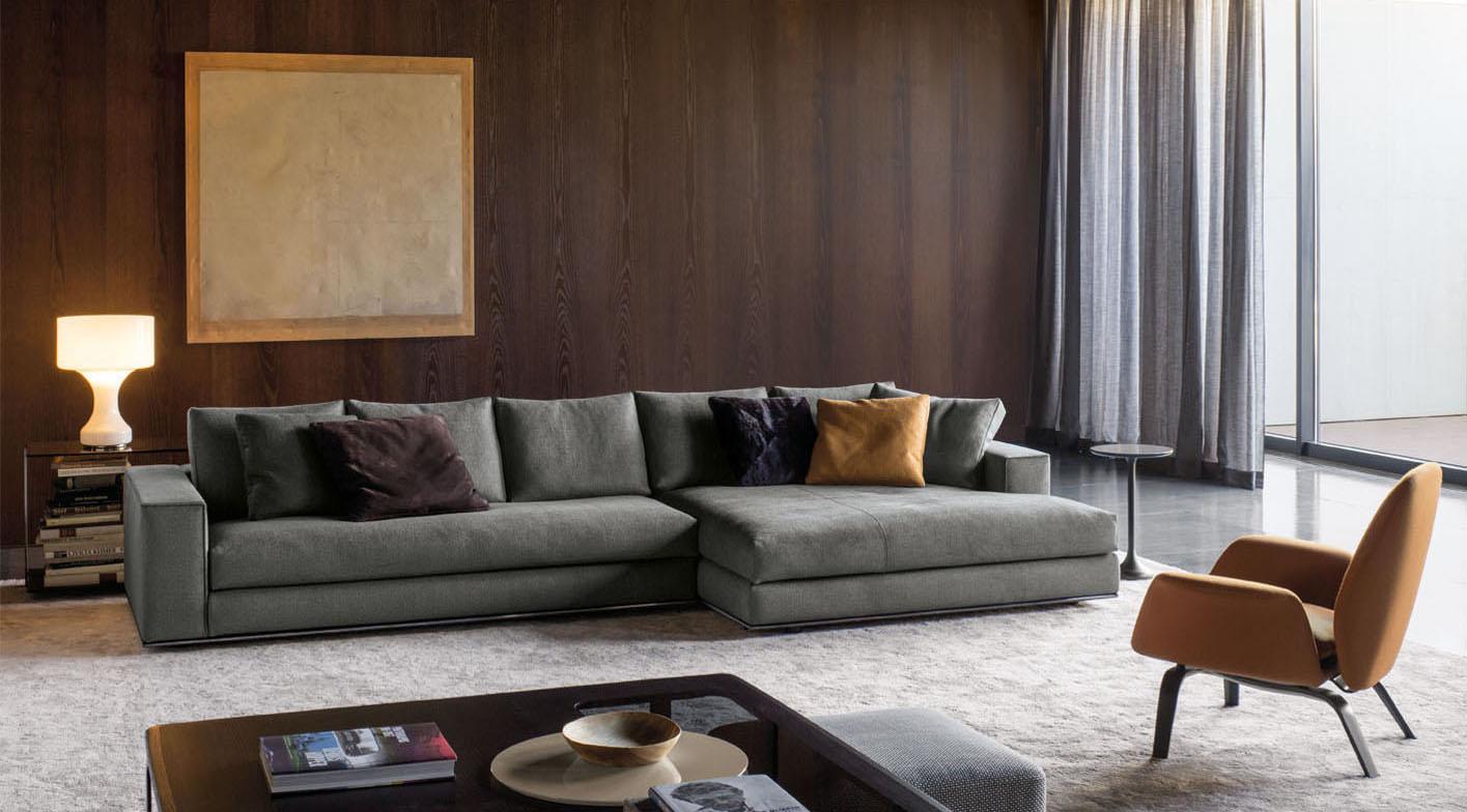 outdoor sofa lounge furniture cama para perros mercadolibre hamilton | designed by rodolfo dordoni, minotti ...