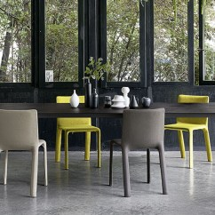 Full Grain Leather Chair X Rocker Pulse Gaming Manual Joko | Designed By Bartoli Design, Kristalia, Orange Skin